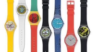 Mendini for Swatch