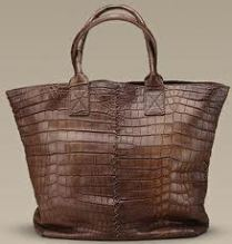Bottega Veneta, Madagascar Tote Brown