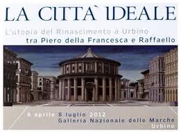 Citta ideale - Piero della Francesca