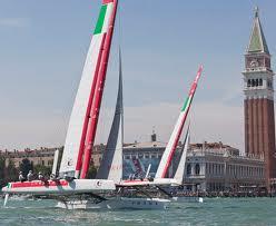 America's Cup a Venezia