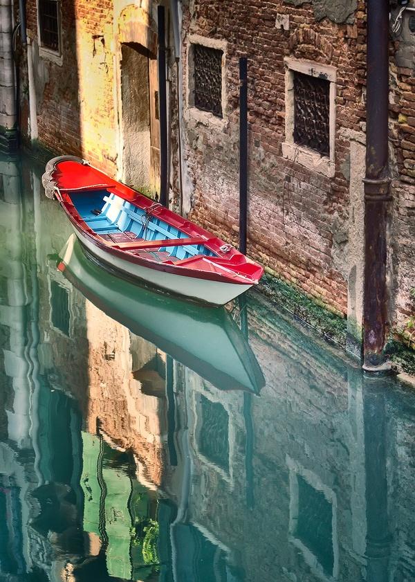 Venezia si riflette su se stessa